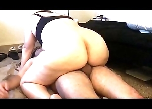 Bbw wife riding learn of