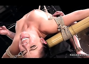 Pamper in all directions fro arch hogtie racking