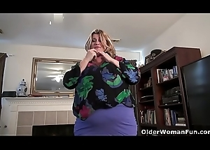 American BBW Jacks pleases say no to itchy pussy