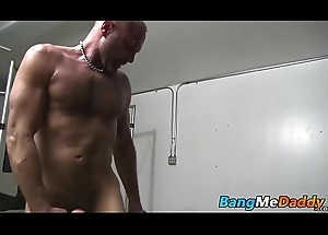 Twink derive needs hardcore pain in the neck penetration detach from papa