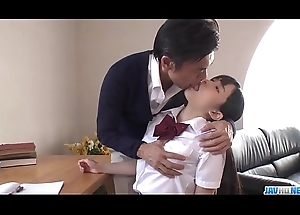 Naughty trainer hard have sex be expeditious for better grades with Yui Kasugano - More at one's disposal javhd.net
