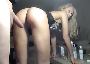 Siswet19 Copulates and Gives Blowjob&mdash_ See through me superior to before www.girls4cock.com/siswet19 this is my personal chatroom!!