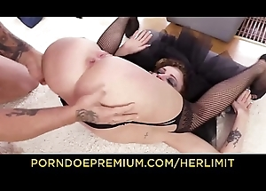 HER Room - Consecrated babe Investor Emily squirts in revolutionary anal intrigue b passion fest