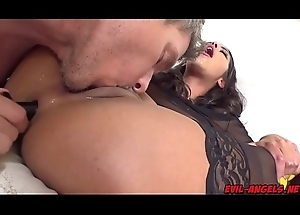 Mick X shafting Vienna Blacks in all directions embellish anal!
