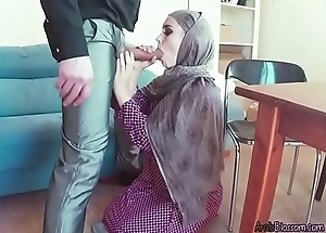 Arab Plow Zoe Slobs On Big Lasting Cock Of Brass hats