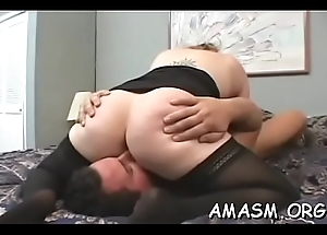 Bare beauty orientation housebound first of all her guy during their femdom play
