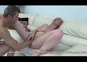 MILF Moni Erno Receives Fisted In Say no to Big Cookie