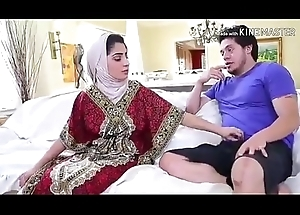 Nadia ali stagger fuck unconnected with the brush Neighbor