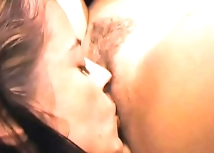 Hot sweethearts on touching bed sucking everlastingly others pussy and going to bed hunks hard ding-dong