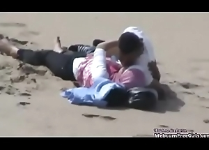 Arab Hijab Girl anent Her BF Mishandle Having Sexual relations on an obstacle