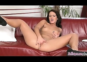 (Nia Black) cash reserves at Nearly To Black - Twistys
